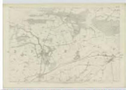 Perthshire, Sheet CXVII - OS 6 Inch map