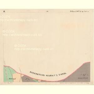 Deffernik - c1075-1-002 - Kaiserpflichtexemplar der Landkarten des stabilen Katasters