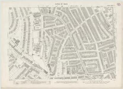 London VII.1 - OS London Town Plan