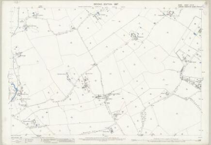 Essex (1st Ed/Rev 1862-96) LXV.16 (includes: Ilford) - 25 Inch Map