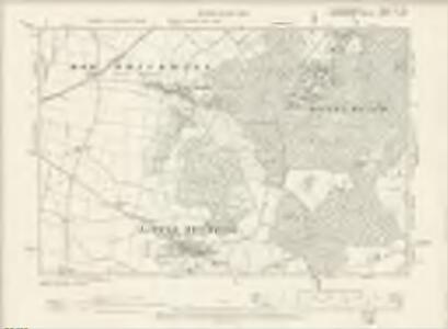 Buckinghamshire XV.SE - OS Six-Inch Map