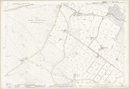 Yorkshire CCXCVIII.1 (includes: Sheffield) - 25 Inch Map