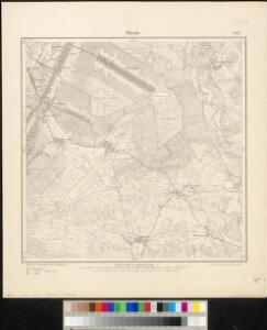 Meßtischblatt 1207 : Rhade, 1899