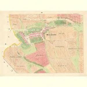 Ostralhota (Kamenalhota) - m2194-1-002 - Kaiserpflichtexemplar der Landkarten des stabilen Katasters