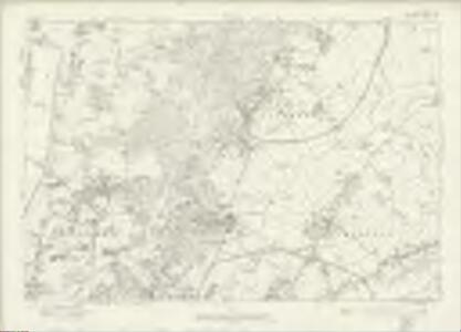 London Sheet D - OS Six-Inch Map