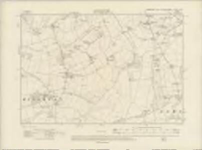 Hampshire & Isle of Wight XCVIII.NW - OS Six-Inch Map