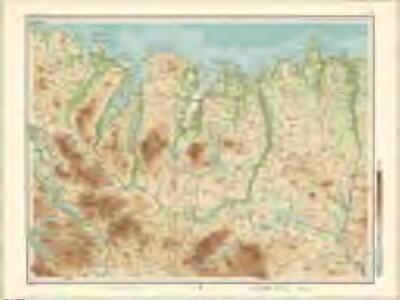 Tongue - Bartholomew's 'Survey Atlas of Scotland'