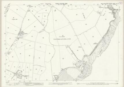 Isle of Man XVI.12 - 25 Inch Map