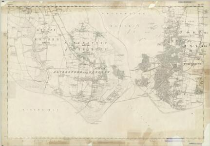 Hampshire & Isle of Wight LXXXIII - OS Six-Inch Map