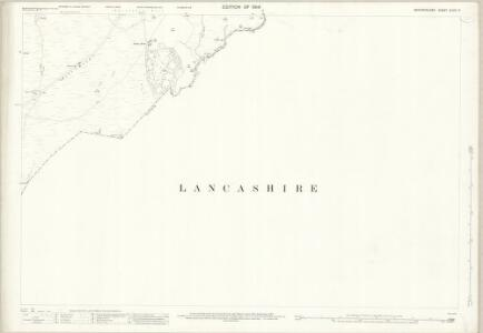 Westmorland XLVIII.6 (includes: Burrow With Burrow; Casterton; Leck) - 25 Inch Map