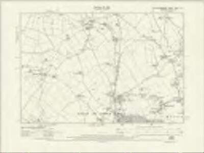 Buckinghamshire XXXIII.SE - OS Six-Inch Map