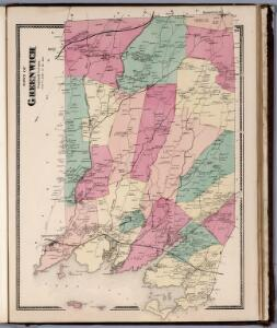 Town of Greenwich, Fairfield County, Connecticut.
