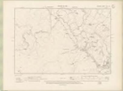 Ayrshire Sheet LXXI.NE - OS 6 Inch map