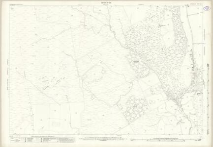 Westmorland XXVII.13 (includes: Hugill; Kentmere; Over Staveley; Windermere) - 25 Inch Map