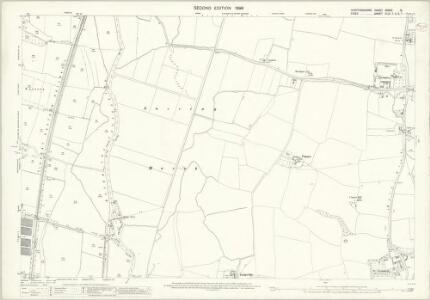 Hertfordshire XXXVII.13 (includes: Cheshunt; Hoddesdon; Nazeing) - 25 Inch Map