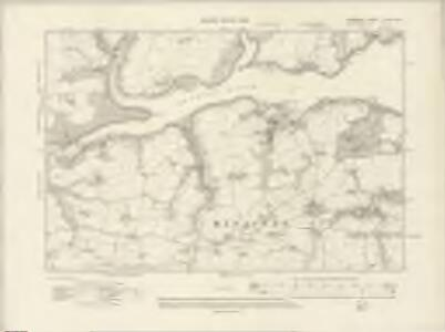 Cornwall LXXVII.SW - OS Six-Inch Map
