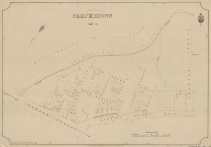 Camperdown, Sheet 10, 2nd ed. 1895