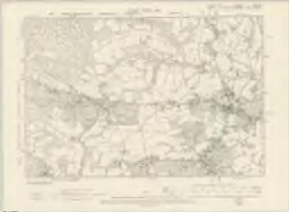 Sussex XIX.SE - OS Six-Inch Map