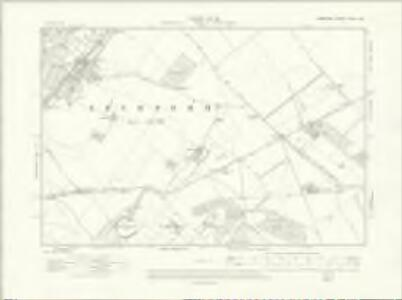 Hampshire & Isle of Wight XXXII.SW - OS Six-Inch Map