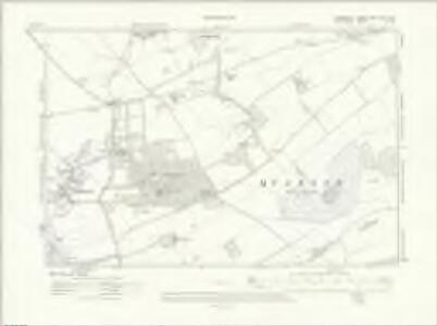 Hampshire & Isle of Wight XXII.SW & SE - OS Six-Inch Map