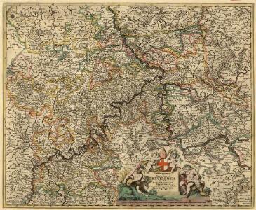 Archiepiscopatus et Electoratus Trevirensis Novissima delineatio