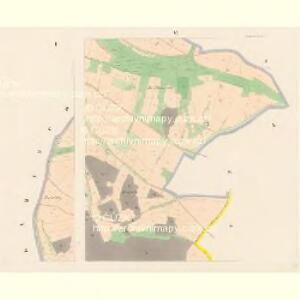 Smrkowitz (Smrkowic) - c7092-1-001 - Kaiserpflichtexemplar der Landkarten des stabilen Katasters