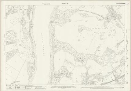 Caernarvonshire XI.2 (includes: Llanddaniel Fab; Pentir) - 25 Inch Map