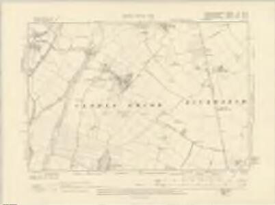 Caernarvonshire III.NW - OS Six-Inch Map