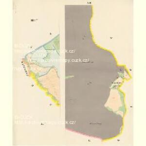 Gross Czekau - c0785-1-011 - Kaiserpflichtexemplar der Landkarten des stabilen Katasters