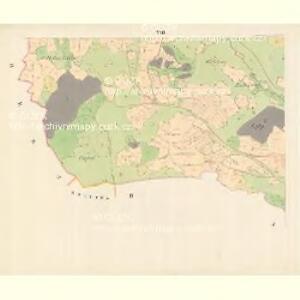 Brumow - m0231-1-008 - Kaiserpflichtexemplar der Landkarten des stabilen Katasters