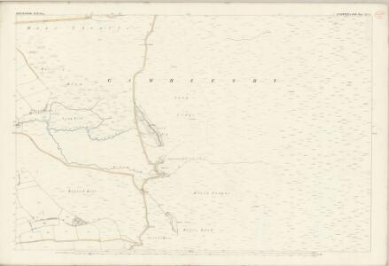 Cumberland XLI.9 (includes: Glassonby) - 25 Inch Map
