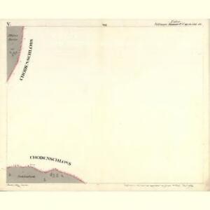 Vollmau Unter - c1279-1-005 - Kaiserpflichtexemplar der Landkarten des stabilen Katasters