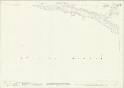 Hampshire and Isle of Wight XCVII.6 (includes: Brixton) - 25 Inch Map