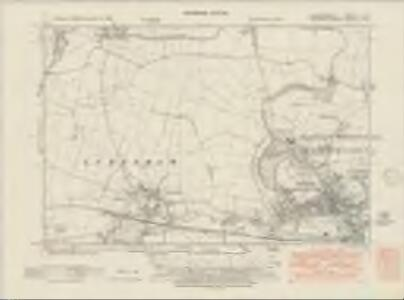Leicestershire L.NE - OS Six-Inch Map