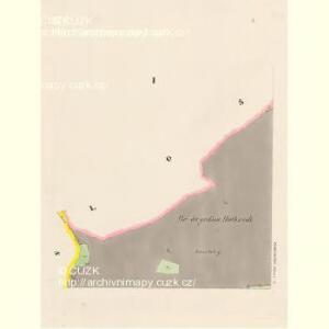 Tschernotin (Czernotin) - c0905-1-001 - Kaiserpflichtexemplar der Landkarten des stabilen Katasters