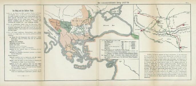 Nr. 11. Der russisch-türkische Krieg 1877/78