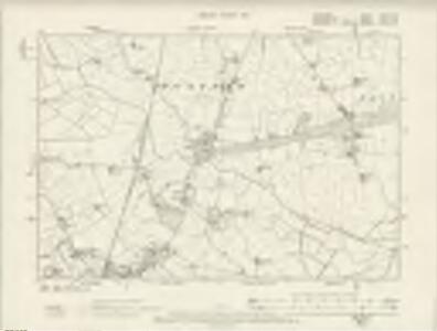 Flintshire XVIIa.NW - OS Six-Inch Map