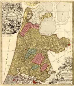 Kennemaria et Westfrisia vulgo et vernaculé Noord-Holland
