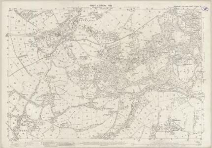 Yorkshire CCXCIV.10 (includes: Sheffield) - 25 Inch Map