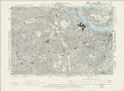Surrey III.SE - OS Six-Inch Map
