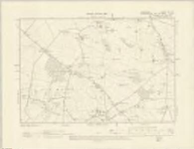 Shropshire XVI.SW - OS Six-Inch Map