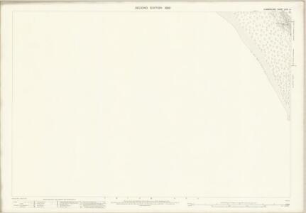 Cumberland LXXII.14 (includes: Lowside Quarter) - 25 Inch Map