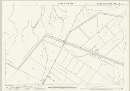 Lincolnshire CXXXVII.13 (includes: Central Wingland; Terrington St Clement) - 25 Inch Map