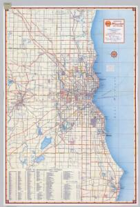 Shell Metropolitan Milwaukee and Vicinity.