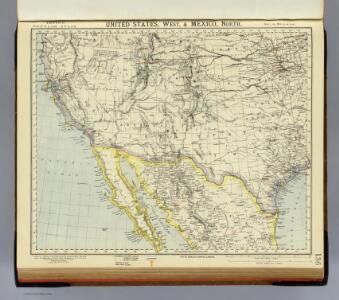 U.S. West, Mexico North.