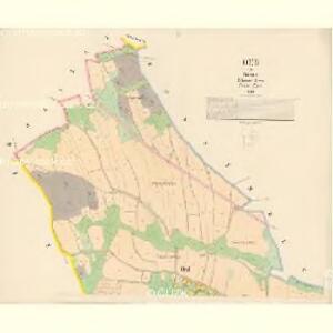 Oed - c6054-1-001 - Kaiserpflichtexemplar der Landkarten des stabilen Katasters