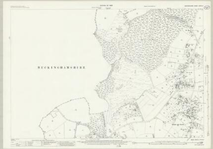 Bedfordshire XXVIII.2 (includes: Great Brickhill; Heath and Reach; Leighton Buzzard; Soulbury) - 25 Inch Map