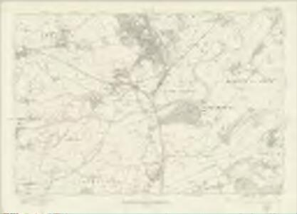 Derbyshire LVI - OS Six-Inch Map