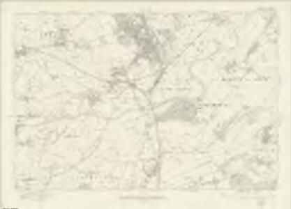 Derbyshire LVI - OS Six-Inch Map