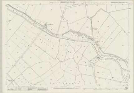 Cambridgeshire XXIX.13 (includes: Cottenham; Haddenham; Willingham) - 25 Inch Map